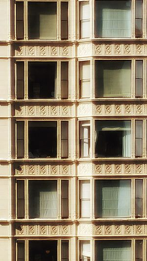 Building Exterior Window Architecture Day Chicago Office Building Exterior