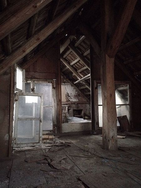 Window Arcitecture Abandoned Old Old Buildings Old House Damaged Obsolete Deterioration Bad Condition Ruined Perspective Indoors  Wall House Built Structure Closed