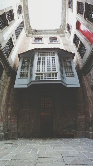 Centro portugues de fotografia Carcere Prison Oporto Fotografia Photography Museum Architecture Built Structure Panoramic View The Architect - 2016 EyeEm Awards