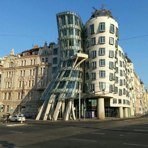 Streetphotography Прага Praha Architecture