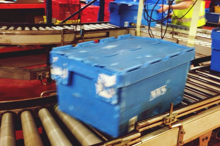 Picking and packing Showing Imperfection Conveyor Belt Work Working Warehouse Supply Movement Wms Workflow Rollers Packing