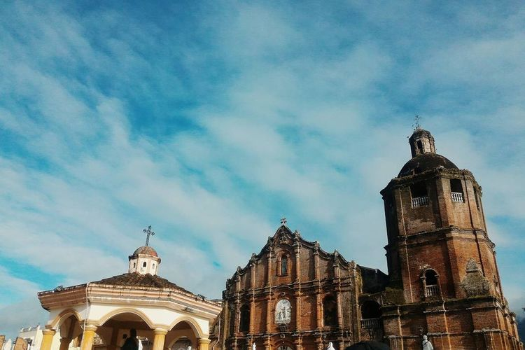 Saint John The Baptist Church, Liliw Laguna First Eyeem Photo