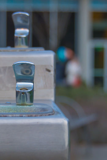 Close-up Day Drinking Fountain No People Public Fountain Water Fountain