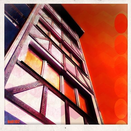 Nofuture Abstract Modern Popat Life Nofuture Architecture Vision Visual Mycity Lumia535 Colors Instacool Instago Instagood Koszalin Grimm Beautiful Gloomy Orange Sky