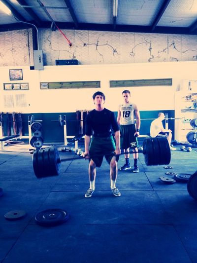 405 On My Deadlift. My Face Though. Lololol