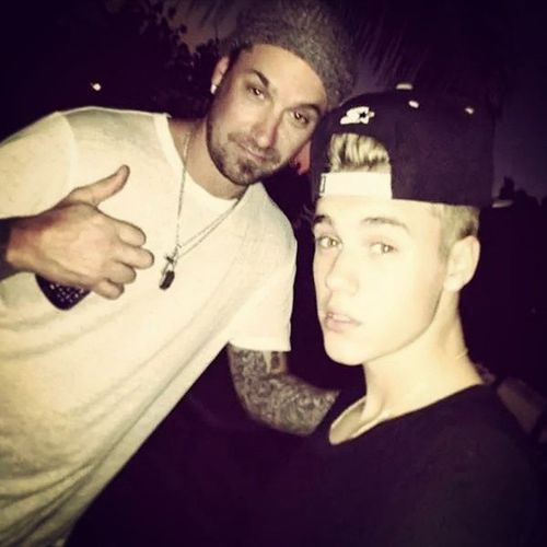 HappyBirthDayJeremyBieber mi suegro & mi novio Justinbieber :3 <3