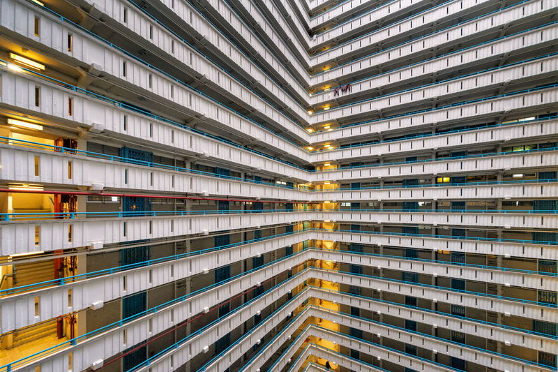 Ping Shek Estate Leadinglines Ping Shek Apartment Architecture Balcony Building Building Exterior Built Structure City City Life Crowd Full Frame Government House Housing Development In A Row Luxury Modern Office Building Exterior Pattern Pingshekestate Public Repetition Residential District Skyscraper Structure Tall - High Window 坪石邨 The Architect - 2018 EyeEm Awards