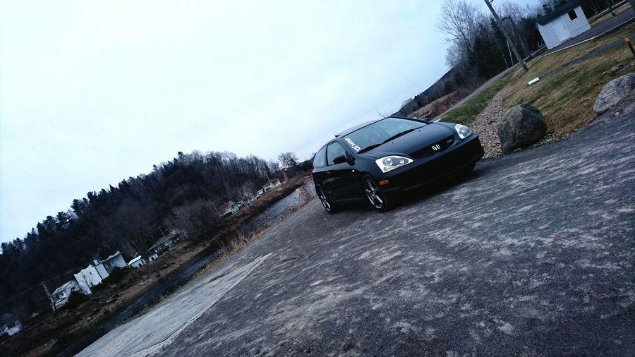 Honda Civic Sir follow me on facebook:SirqcTeam Ep3r Honda Civichatchback First Eyeem Photo