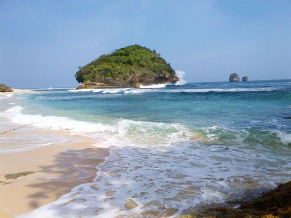 Watuleter Beach Malangtrip Malang, Indonesia First Eyeem Photo