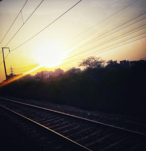 Life is a progress, and not a station 😊 #beautifullnature #sunset #beautifullnature