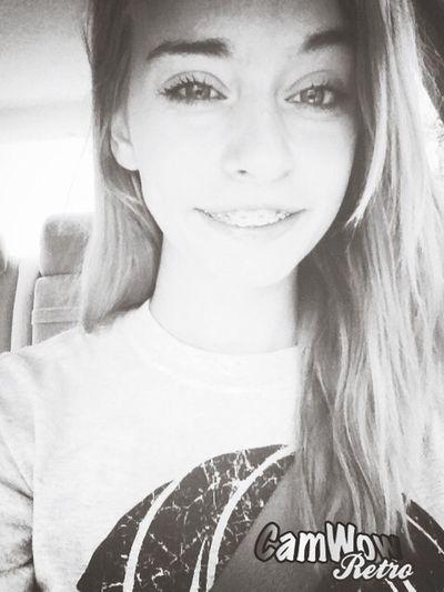 First photo☺️ Selfie ✌ Black & White First Eyeem Photo