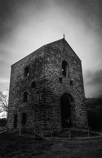 Old pump house