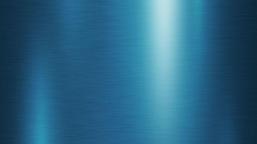Full frame shot of blue metal