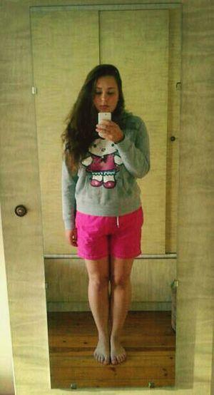 who dat? Hello Kitty Casual Mirror Awkward