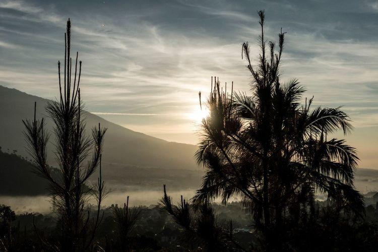 my sunrise Enjoying Life Taking Photos Hello World Good Morning! Mountains Sunrise Rx100