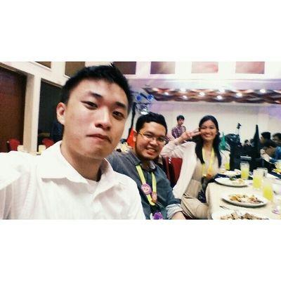 Last night. AccentureSLC2014