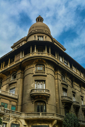 Old buildings History Built Structure Architecture Building Exterior Cloud - Sky Façade Low Angle View Politics And Government Travel Destinations Outdoors Dome Day No People Sky EyeEmNewHere EyeEmBestPics EyeEm Nature Lover EyeemEgypt Eye4photography  EyeEm Best Shots Urban Skyline Water Clock Tower Low Angle View Skyscraper