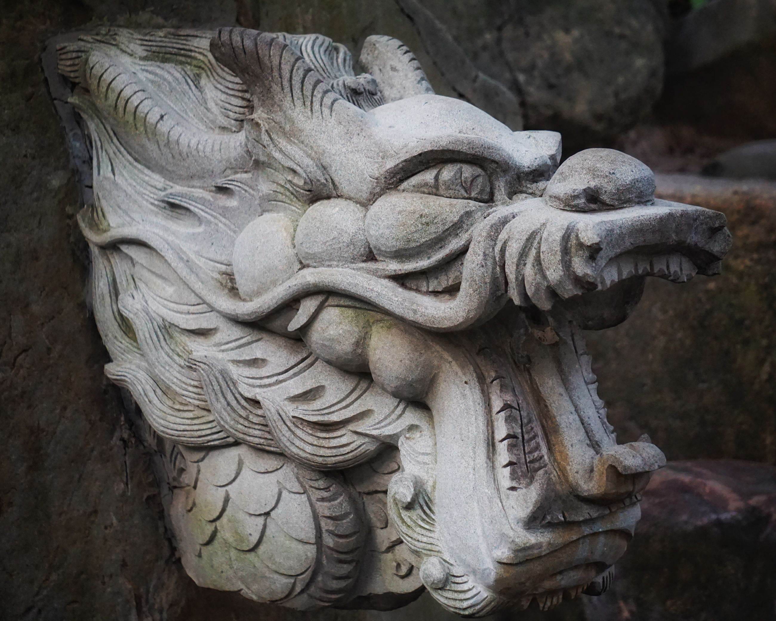 art, creativity, statue, sculpture, carving - craft product, close-up, craft, ornate, design, stone material, no people, carving, buddha, day, the past, focus on foreground