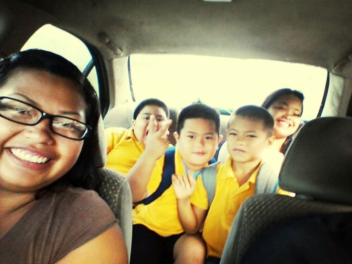 On Our Way To School