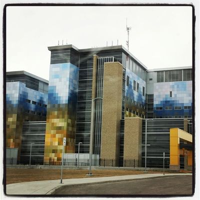 New hospital in Auburn Bay, Calgary