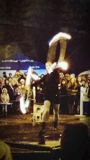 Festival Season Firedancer