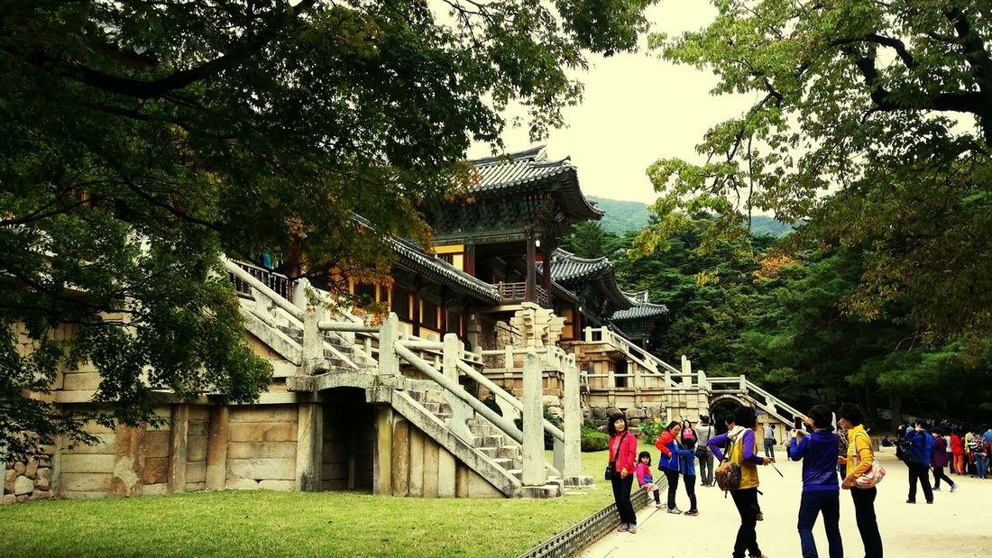 Check This Out Holiday Beautiful Nature Orient EyeEm Nature Lover Heritage Oriental Korea Temple