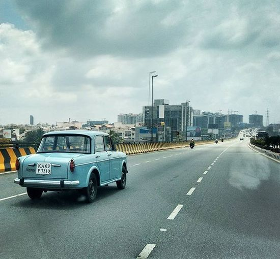 Like a Boss. Fiat Padmini Vintage Nammabengaluru Nkmemes _soi Desi_diaries India_pictures Framesofindia