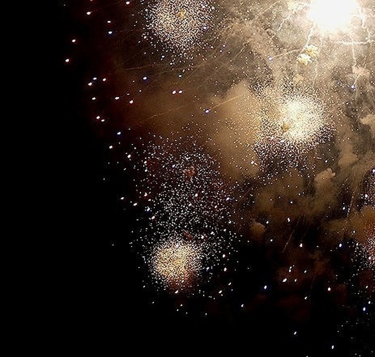space, star - space, astronomy, night, galaxy, no people, firework display, constellation, milky way, outdoors, sky, close-up, satellite view