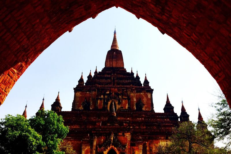 Bagan In #myanmar Ancient Architecture First Eyeem Photo Bagan Ancient City