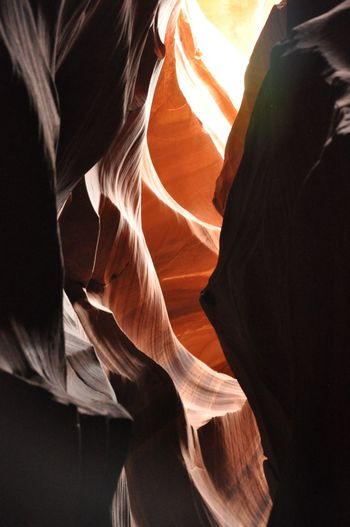 light and color Space Cave Natural Phenomenon Black Background Rock - Object Abstract Mountain Rock Formation Close-up Sandstone Canyon EyeEmNewHere Capture Tomorrow My Best Photo 17.62°