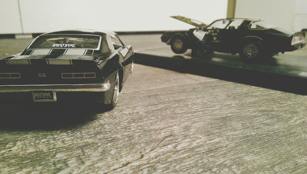 Diecast .. some of my Collection Camaro Ss + Transam . American_Muscle s