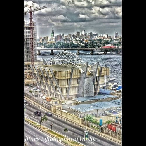 Civic centre HDR Lagos
