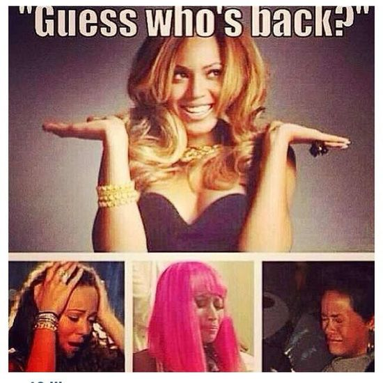 She Back and they Hate It...lmao!!!