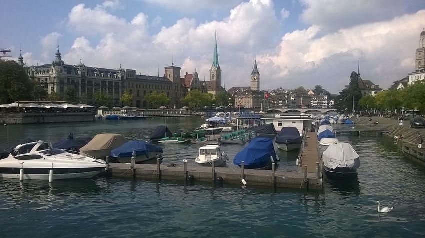 City Cloud - Sky Outdoors Sky Tourism Travel Destinations Water Yacht