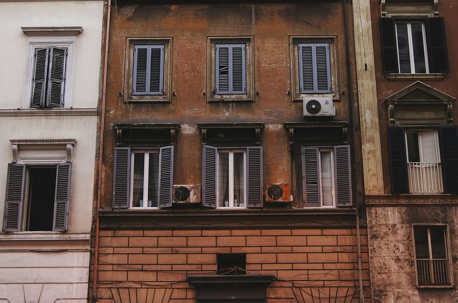 Roma Rome Italia Italy Street Streetphotography Window
