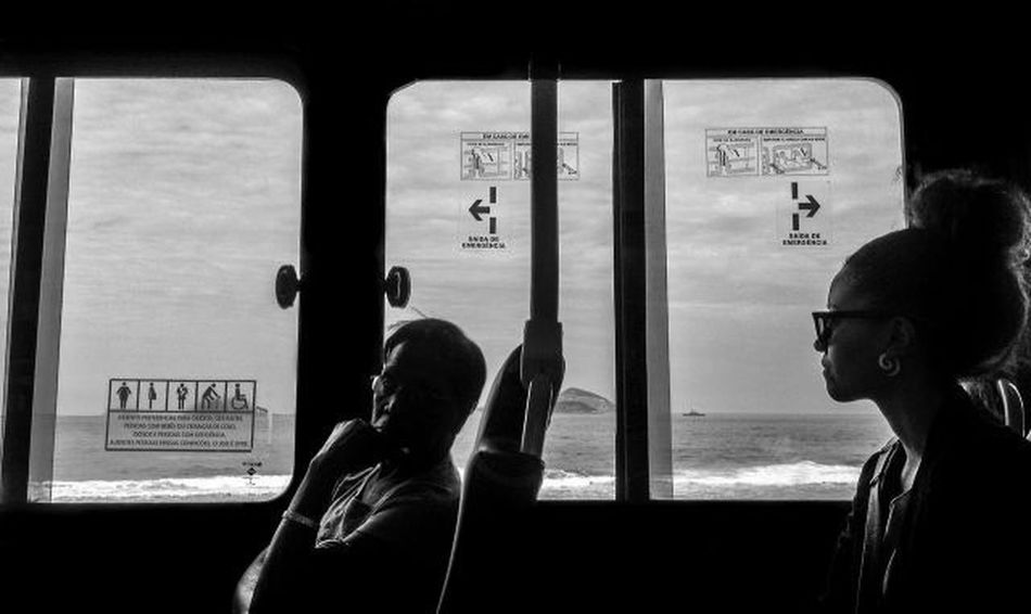 Hey, I live in Rio de Janeiro (Brazil) and I like to take some pictures with my mobile on bus. So I made this tumblr to post this pictures: http://www.pelajaneladoonibus.tumblr.com Blackandwhite Eye4photography  Photography Landscape