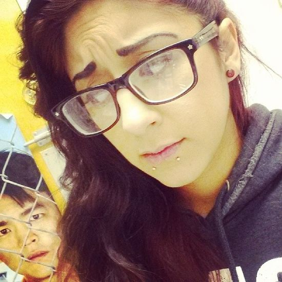 What dis ninja looking at.?!? Work Blah MissMyBaby Haroldandkumar clarksville clarksvilletn mexican selfie