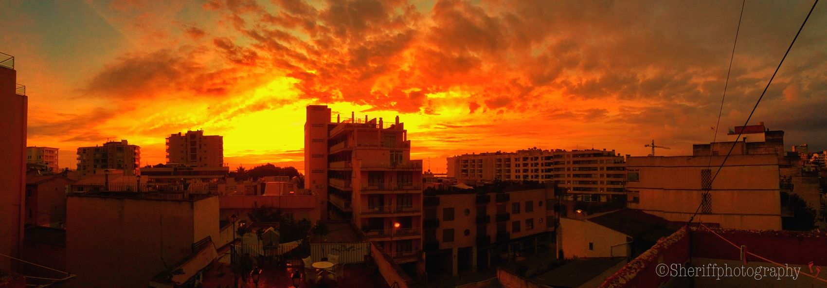 EyeEm Best Edits Tadaa Community Palma Street Photography Streetphotography Sky Collection Sky Is On Fire Skylover Panoramic Landscape Panoramic Photography
