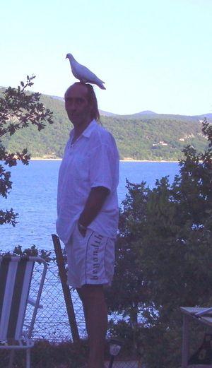 Au lac de Ste Croix du Verdon