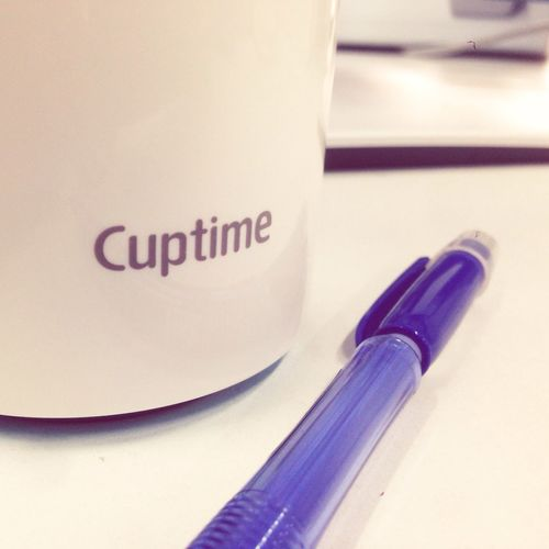 Cup & Pencil First Eyeem Photo