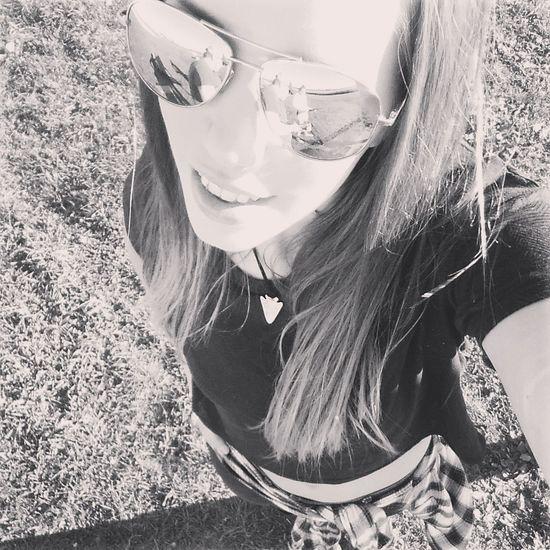 Self Portrait Wildchild That's Me Black & White ☆