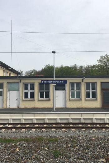 …waiting for Regio ⇢ Stuttgart Hbf.