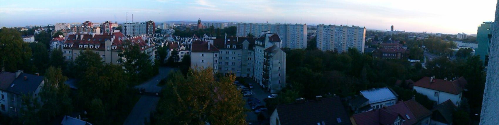 Cracov Window View Sunny Day Relaxing