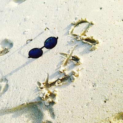 Beautiful Love Beach Sand K+p Beachlife Shades Sunglasses Awesome