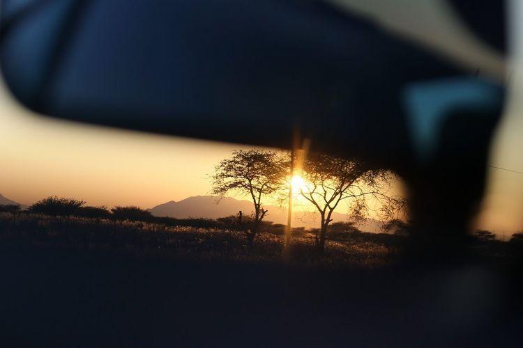 light Sunset
