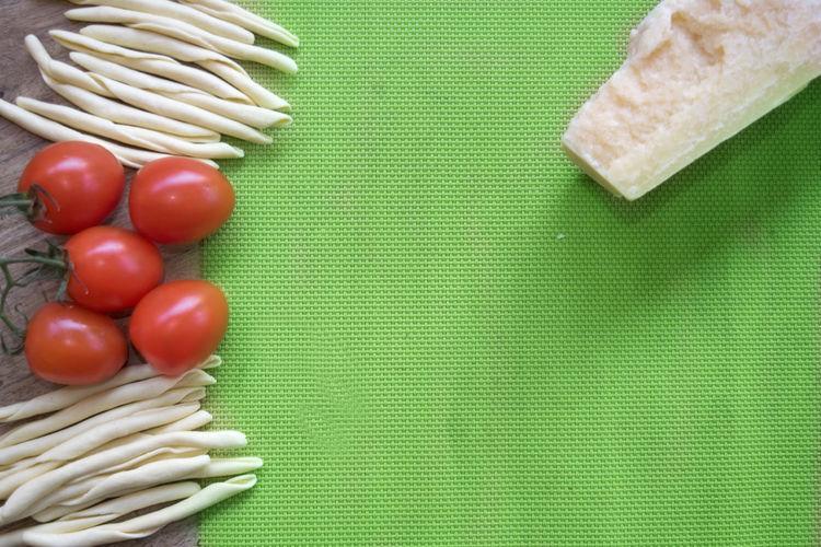 pasta fresh tomatoes and parmesan cheese Homemade Cherry Fresh Grated Macaroni Pachino Parmesan Parmesan Cheese Pasta Raw Tomato