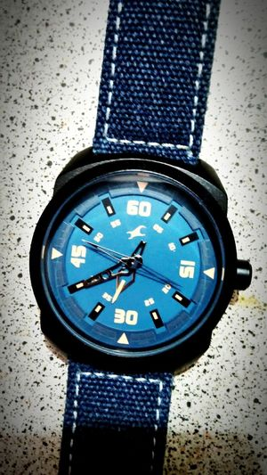 My Watch - Fastrack Explorer First Eyeem Photo
