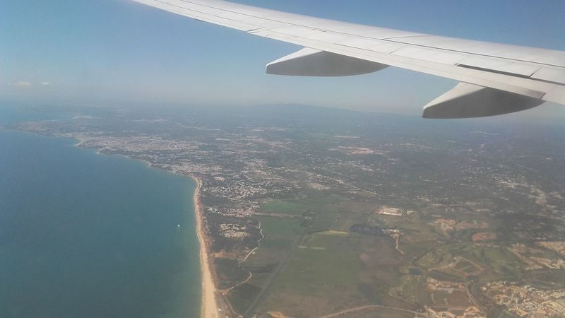 Leaving Portugal... Showcase April Hello World Enjoying Life Photography No Filter, No Edit, Just Photography From My Point Of View Traveling Travel Photography Flight ✈ Flight Portugal Algarve Faro Beautiful Day Vacation April 2016 Discovering Places