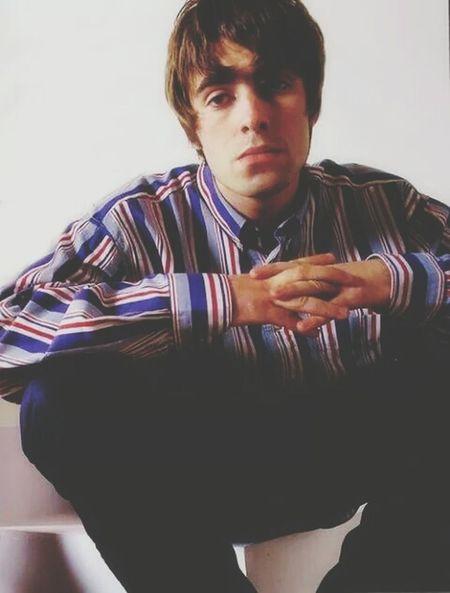Liam Gallagher Oasis Rockbritanico