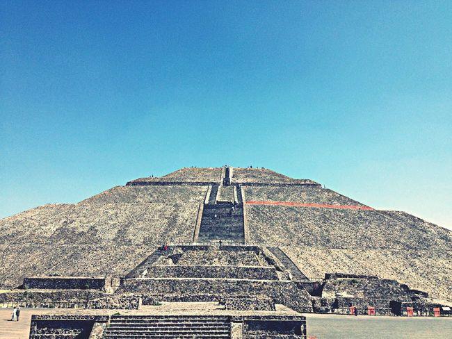 Piramide del sol Culture Amazing View Architecture Hello World